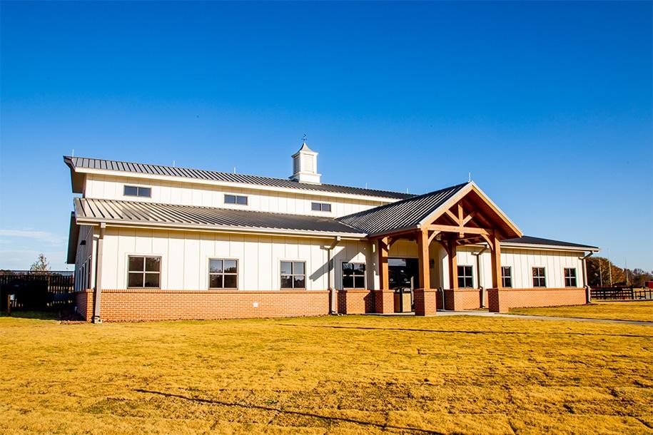UGA Equestrian Facility