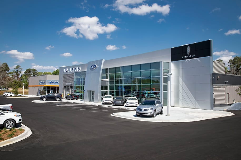 Ford Dealers In Ga >> J C Lewis Ford Dealership Statesboro Ga Hussey Gay Bell