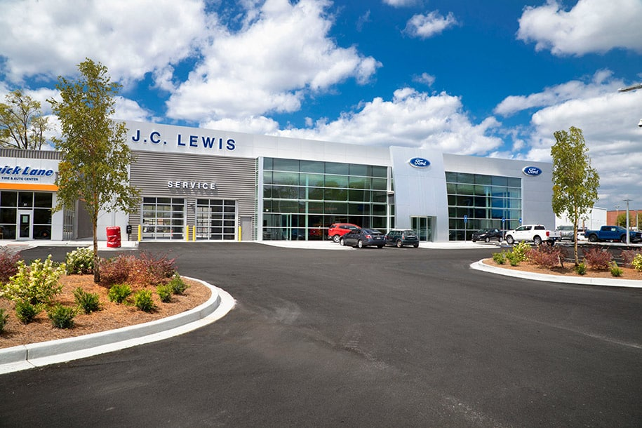 Ford Dealers In Ga >> J C Lewis Ford Dealership Hinesville Ga Hussey Gay Bell